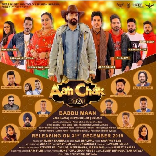 Download Aah Chak 2020 Babbu Maan, Gurjazz and others... full mp3 album
