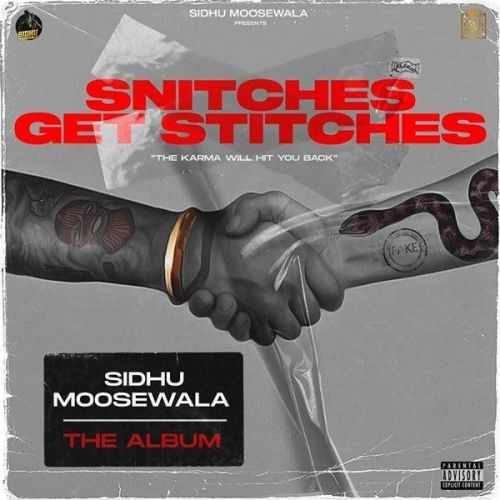 Download Snitches Get Stitches Sidhu Moose Wala full mp3 album