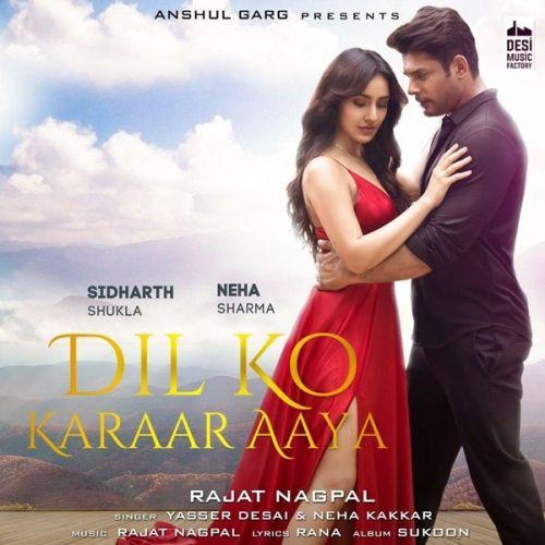 Dil Ko Karaar Aaya (From Sukoon) Yasser Desai, Neha Kakkar new mp3 song free download, Dil Ko Karaar Aaya (From Sukoon) Yasser Desai, Neha Kakkar full album