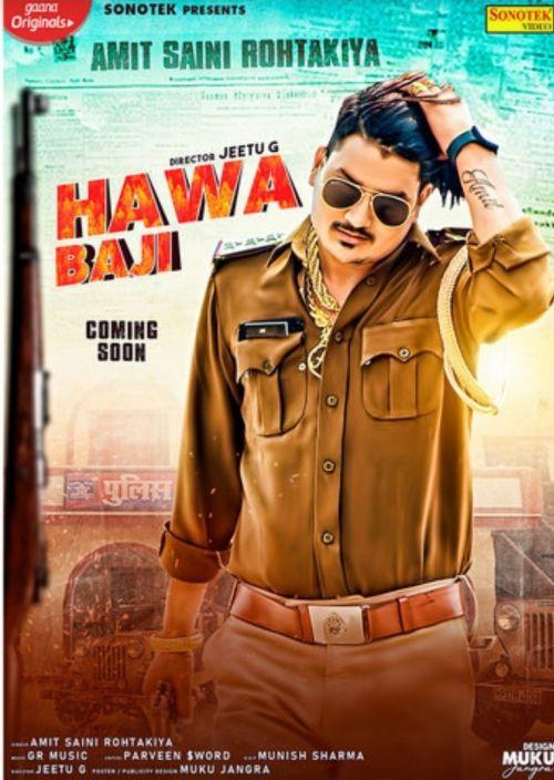 Hawa Baji Amit Saini Rohtakiyaa new mp3 song free download, Hawa Baji Amit Saini Rohtakiyaa full album